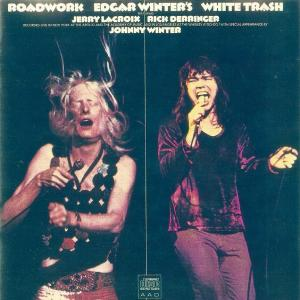 Edgar Winter: Roadwork - Cover