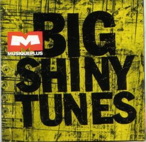 Musiqueplus Big Shiny Tunes - Cover