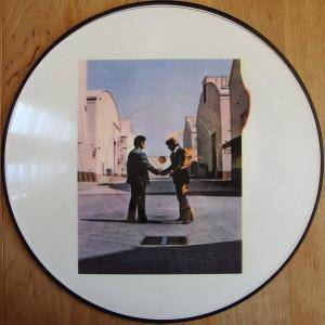 Pink Floyd: Wish You Were Here (PIC-LP) - Bild 1