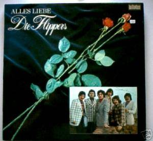 Die Flippers: Alles Liebe - Cover