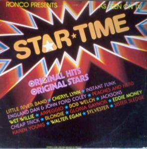Star Time - Cover