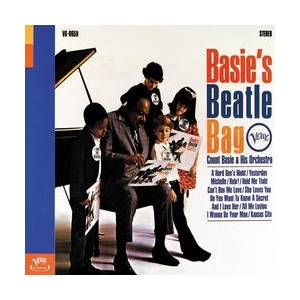 Cover - Count Basie: Basie's Beatle Bag