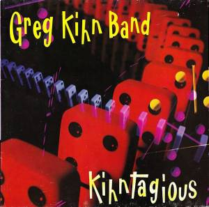 Cover - Greg Kihn Band: Kihntagious