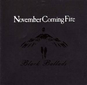 Cover - November Coming Fire: Black Ballads