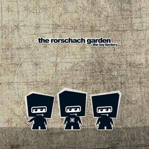 Cover - Rorschach Garden, The: Toy Factory, The
