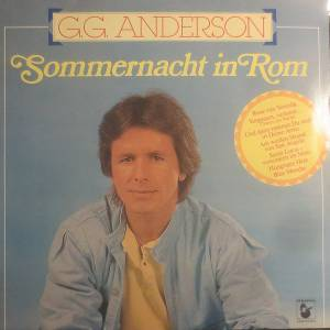 Cover - G.G. Anderson: Sommernacht In Rom