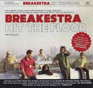 Cover - Breakestra: Hit The Floor