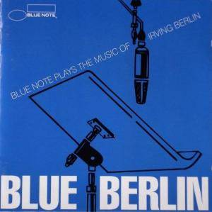 Cover - Sheila Jordan: Blue Berlin - Blue Note Plays The Music Of Irving Berlin