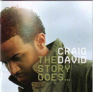 Cover - Craig David: Story Goes, The