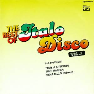 Cover - Paul Sharada: Best Of Italo Disco Vol. 07, The