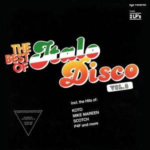 Cover - T. Ark: Best Of Italo Disco Vol. 08, The