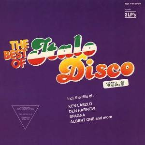 Cover - Miko Mission: Best Of Italo Disco Vol. 09, The
