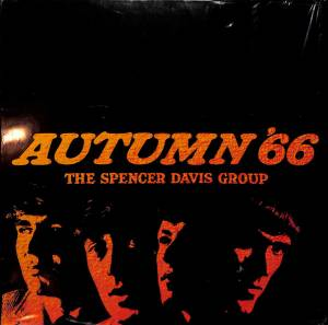 Cover - Spencer Davis Group, The: Autumn '66