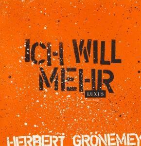 Herbert Grönemeyer: Luxus (Single-CD) - Bild 2