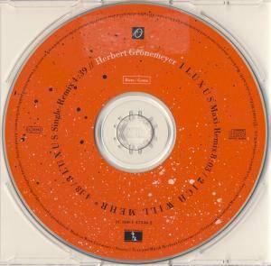 Herbert Grönemeyer: Luxus (Single-CD) - Bild 3