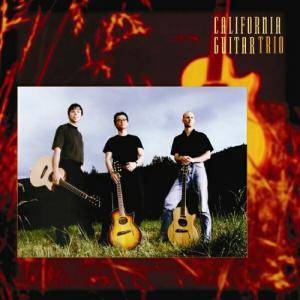 Cover - California Guitar Trio: First Decade, The