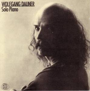 Cover - Wolfgang Dauner: Solo Piano