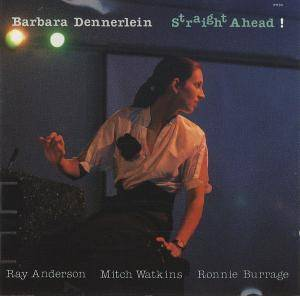 Cover - Barbara Dennerlein: Straight Ahead!