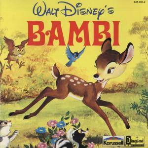 Walt Disney: Bambi - Cover