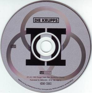 Die Krupps: II - The Final Option (CD) - Bild 3