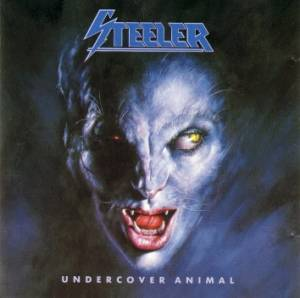 Steeler: Undercover Animal - Cover