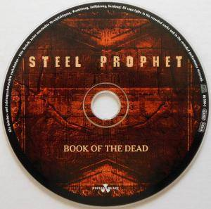 Steel Prophet: Book Of The Dead (CD) - Bild 3