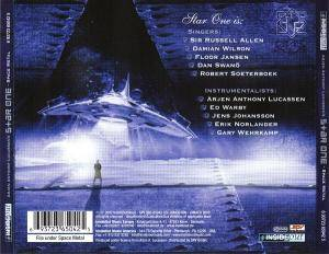 Star One: Space Metal (CD) - Bild 2