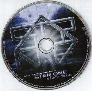 Star One: Space Metal (CD) - Bild 3