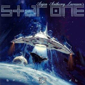 Star One: Space Metal (CD) - Bild 1