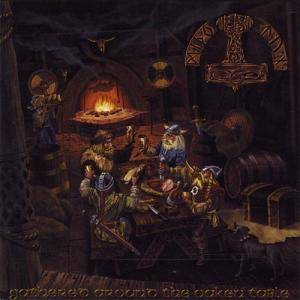 Mithotyn: Gathered Around The Oaken Table - Cover