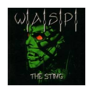 W.A.S.P.: Sting, The - Cover