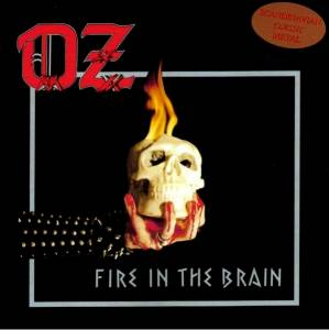 OZ: Fire In The Brain - Cover