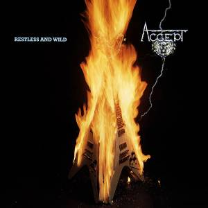 Accept: Restless And Wild - Cover