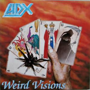 Cover - ADX: Weird Visions