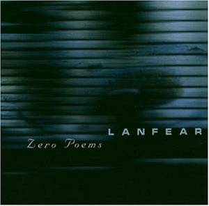 Lanfear: Zero Poems - Cover