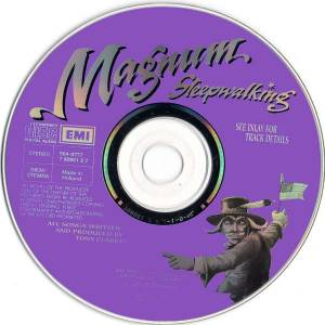 Magnum: Sleepwalking (CD) - Bild 2
