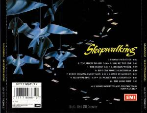 Magnum: Sleepwalking (CD) - Bild 3
