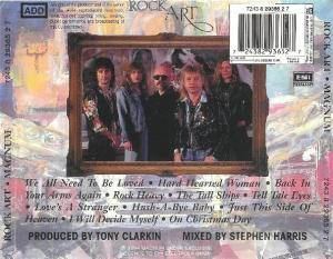 Magnum: Rock Art (CD) - Bild 2