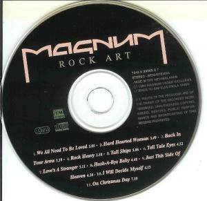 Magnum: Rock Art (CD) - Bild 4