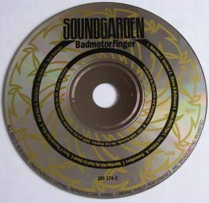 Soundgarden: Badmotorfinger (CD) - Bild 3