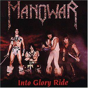 Cover - Manowar: Into Glory Ride