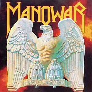 Manowar: Battle Hymns (CD) - Bild 1