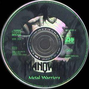 Manowar: Metal Warriors (Single-CD) - Bild 3
