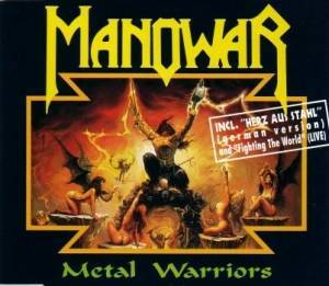 Manowar: Metal Warriors (Single-CD) - Bild 1