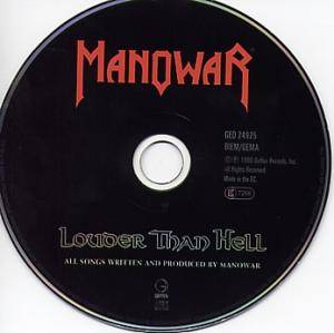 Manowar: Louder Than Hell (CD) - Bild 2