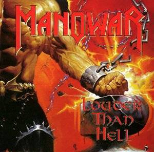Manowar: Louder Than Hell - Cover