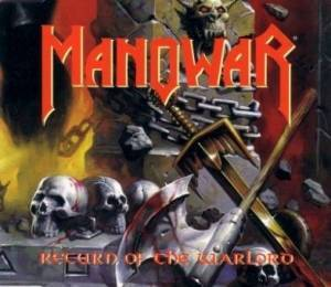Manowar: Return Of The Warlord (Single-CD) - Bild 1