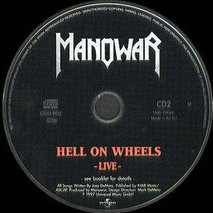 Manowar: Hell On Wheels (2-CD) - Bild 4