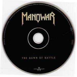 Manowar: The Dawn Of Battle (Single-CD) - Bild 3