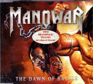 Manowar: The Dawn Of Battle (Single-CD) - Bild 1